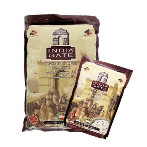 India Gate Classic Basmati Rice 5 + 1