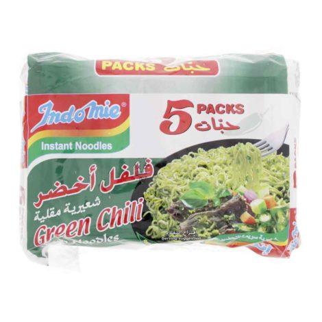 Indomie-Instant-Noodles-Green-Chilli-Fried-Noodles-80g-x-5-Pieces