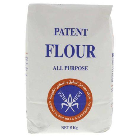 Kuwait Flour Mills All Purpose Patent flour Kuwait Flour Mills All Purpose Patent flour 5Kg