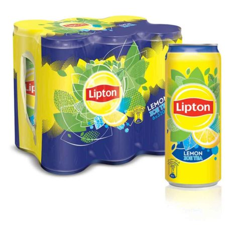 Lipton-Ice-Tea-Lemon-320mlx6Pcs