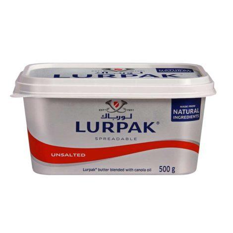 Lurpak Butter Lurpak Butter Unsalted 500g