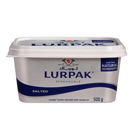 Lurpak Butter Lurpak Butter salted 500g