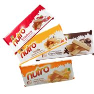 Nutro Cream Wafers-All 4 type Flavoured