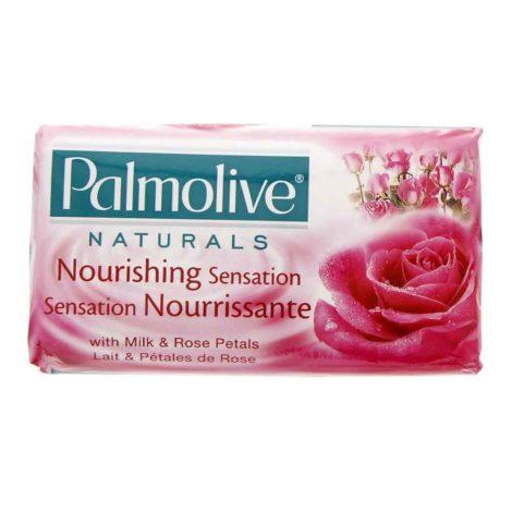Palmolive Bar Soap Palmolive Naturals Soap Milk Rose 150g