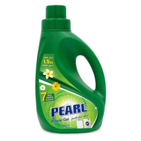 Pearl Power Gel Liquid Detergent Pearl Power Gel Liquid Detergent original 1Ltr