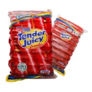 Supperkart Qatar online grocery store Pure Foods Tender Juicy Franks Classic th