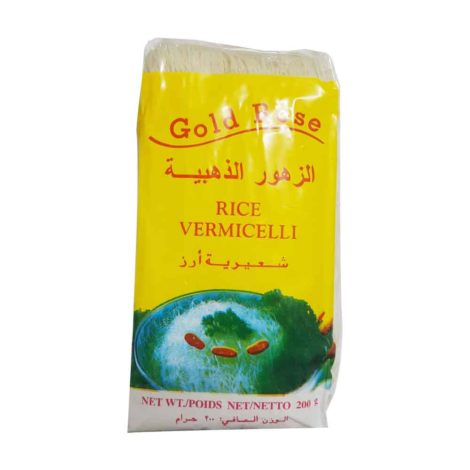 Rose gold rice vermicelli Rose gold rice vermicelli 200g