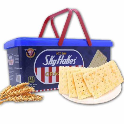 SkyFlakes crackers TH