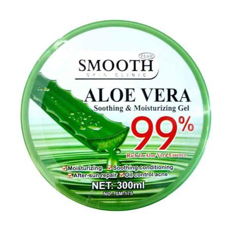 Smooth skin clinic Alore vera gel Smooth skin clinic Alore vera gel