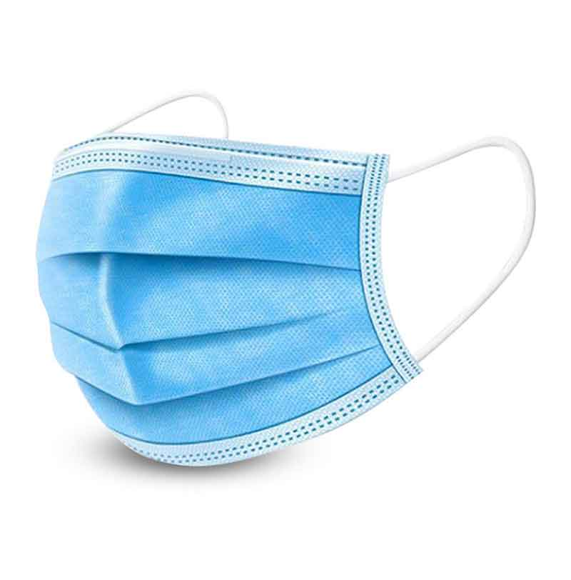 3 Layer Ply Filter Disposable Mask