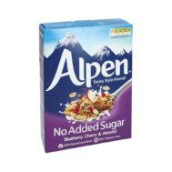 Alpen Swiss Style Muesli No added sugar