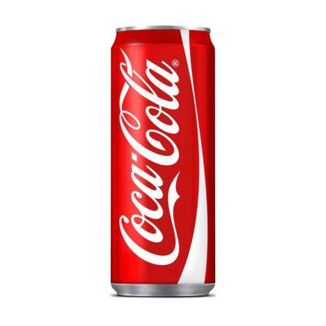 Coca-Cola soft drink Coca Cola Regular 355ml