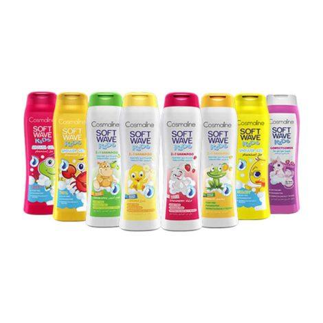 Cosmaline Soft Wave Kids Strawberry 2in1 Shampoo Cosmaline Soft Wave Kids Strawberry 2in1 Shampoo