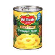 Del Monte Pineapple Slices