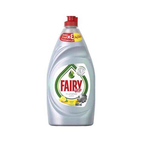 Fairy Hand Dishwashing Liquid Platinum