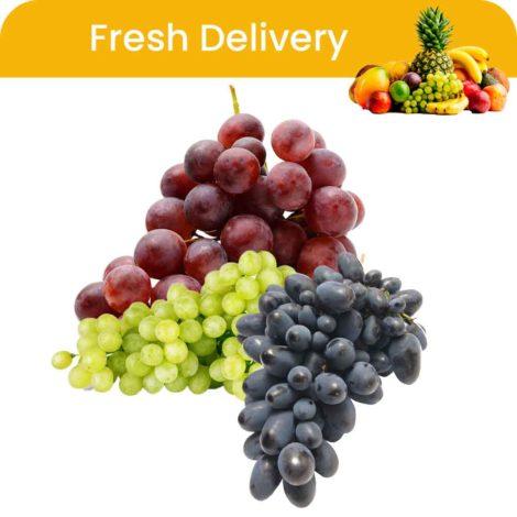 Fresh Grapes Box Fresh Grapes
