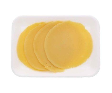 Frico Edam Ball cheese Frico Edam Ball cheese sliced