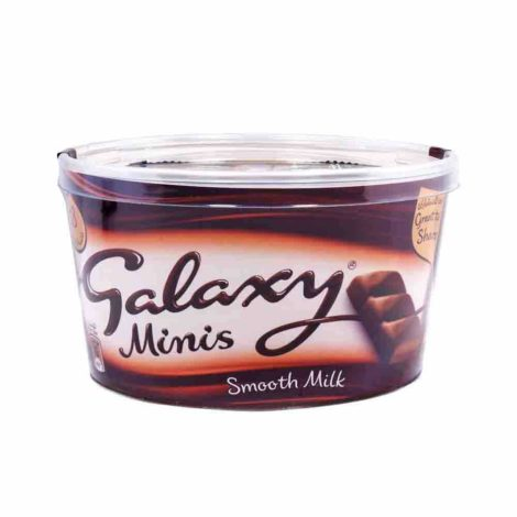 Galaxy minis Smooth Milk