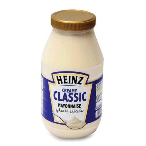 Heinz Mayonnaise bottles Heinz Mayonnaise bottles 940g