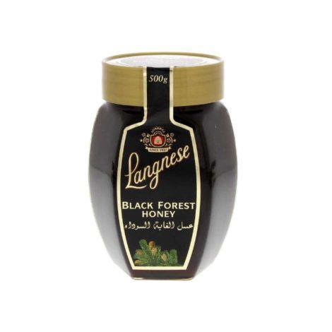 Langnese-Black-Honey-500g