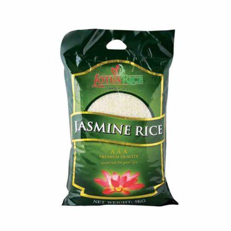 Lotus Premium Jasmine Rice Lotus 2