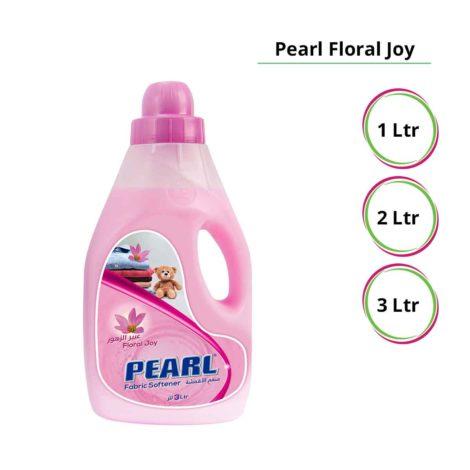 Pearl Fabric Softener Pearl Fabric Softener Floral Joy 1 2 3 Ltr