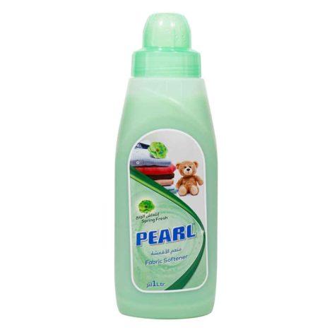 Pearl Fabric Softener Pearl Fabric Softener Spring Fresh 1Litre