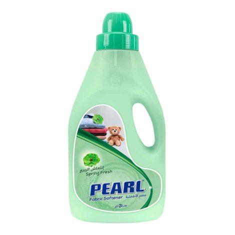 Pearl Fabric Softener Pearl Fabric Softener Spring Fresh 3Litre