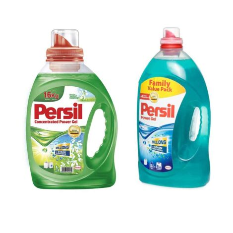 Persil Detergent Power Gel