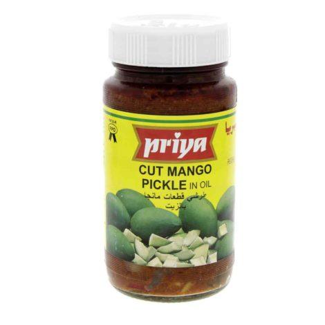 Priya-Cut-Mango-Pickle-300g