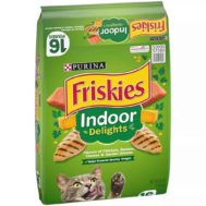 Supperkart Qatar online grocery store Purina Friskies Indoor Delights Dry Cat Food 16 Pounds
