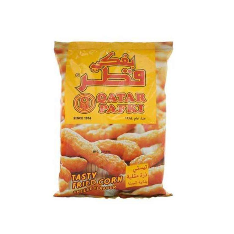 Fried Corn Cheese