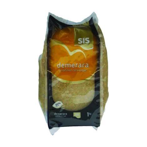 SIS Demerara Unrefined Cane Sugar