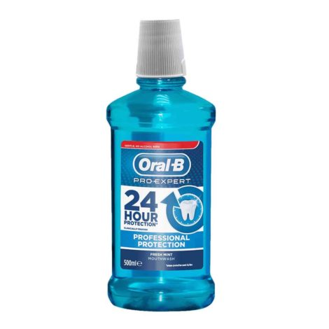 oral b Pro expert mouthwash 500ml