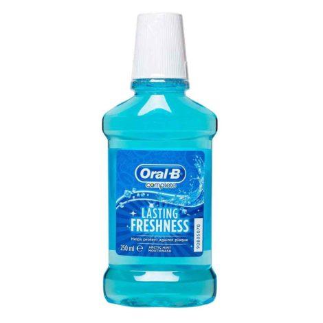 oral b complete mouthwash 500ml