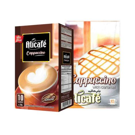 Power Root Alicafe Cappuccino th 6