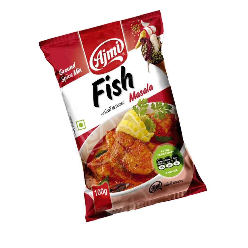 supperkart qatar online grocery mobile Ajmi Fish masala