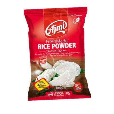 Ajmi fresh made rice powder Ajmi fresh made rice powder 1