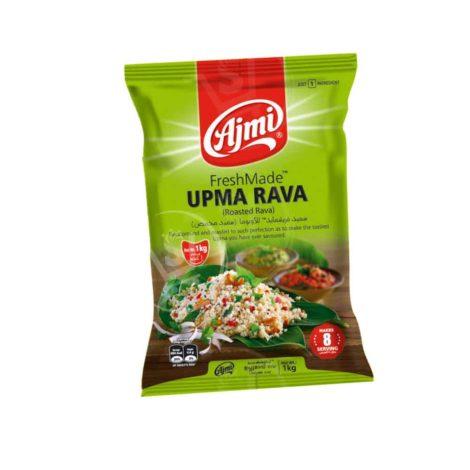 Ajmi fresh made upma rawa 1Kg Ajmi fresh made upma rawa 1