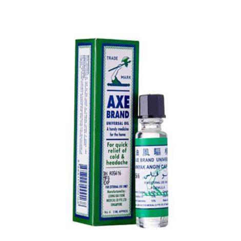 Axe Oil Axe oil
