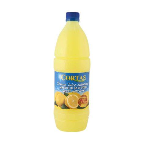 Cortas Lemon Syrup Cortas Lemon Syrup 1