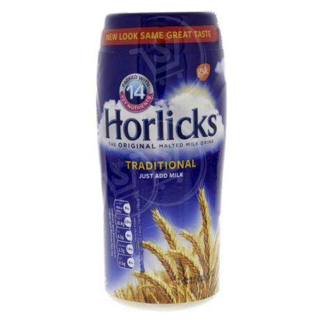 Horlicks Traditional Malted Drink 500g