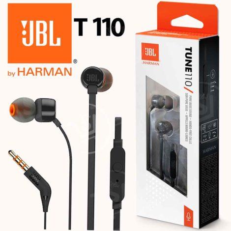 JBL T110 Earphone JBL T110 Earphone