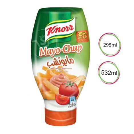 Knorr-Mayonnaise-Chup-Mayo