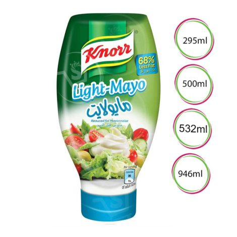 Knorr-Mayonnaise-Light
