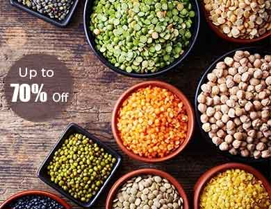 Supperkart Qatar online grocery store Pulses 1