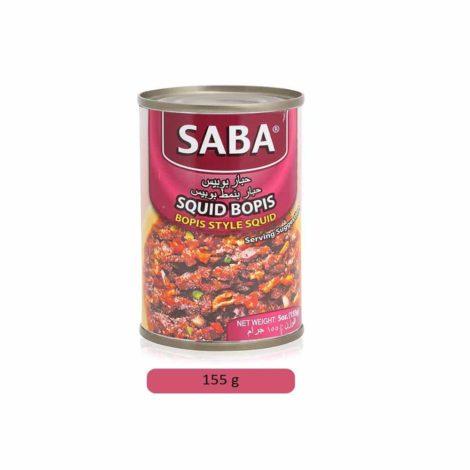 Saba Squid Bopis