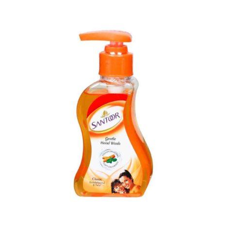 Santoor Hand wash