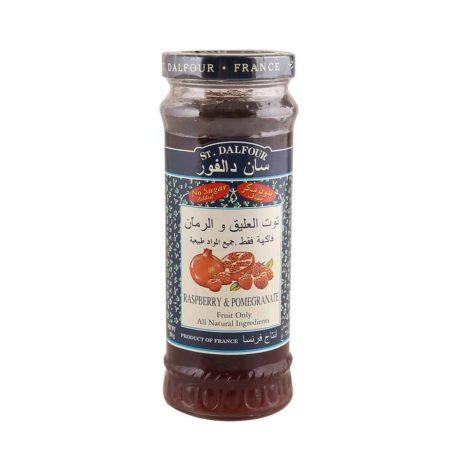 St.-Dalfour-Raspberry-&-Pomegranate-Spread-284g