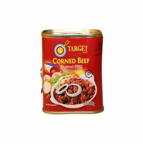 Target Corned Beef Filipino Style